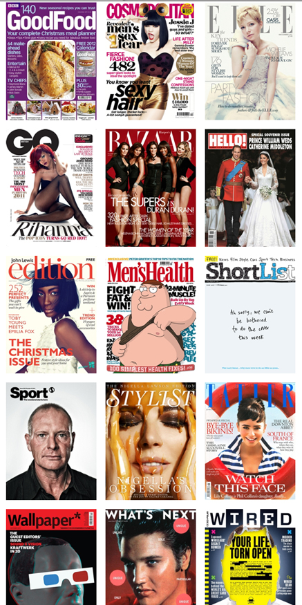 PPA covers of the year 2012