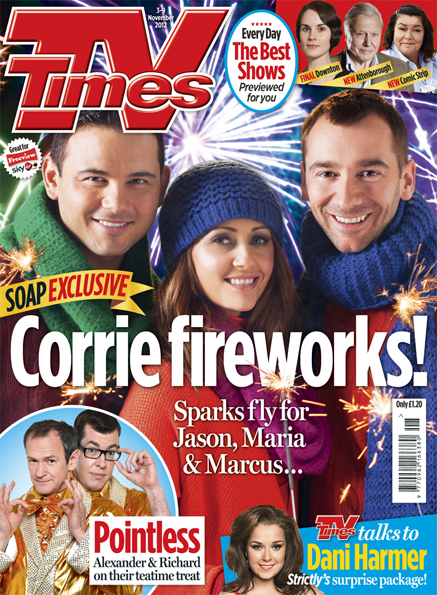 TV times corrie
