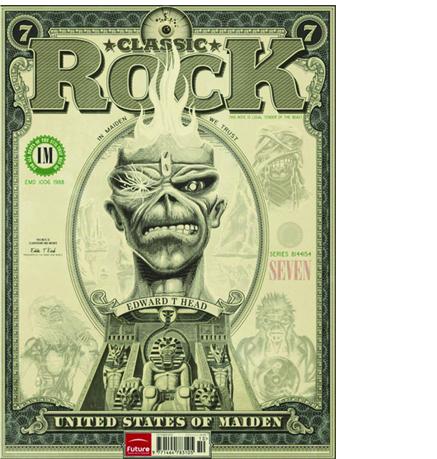 Iron Maiden Classic rock