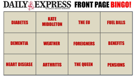 express-cover-bingo