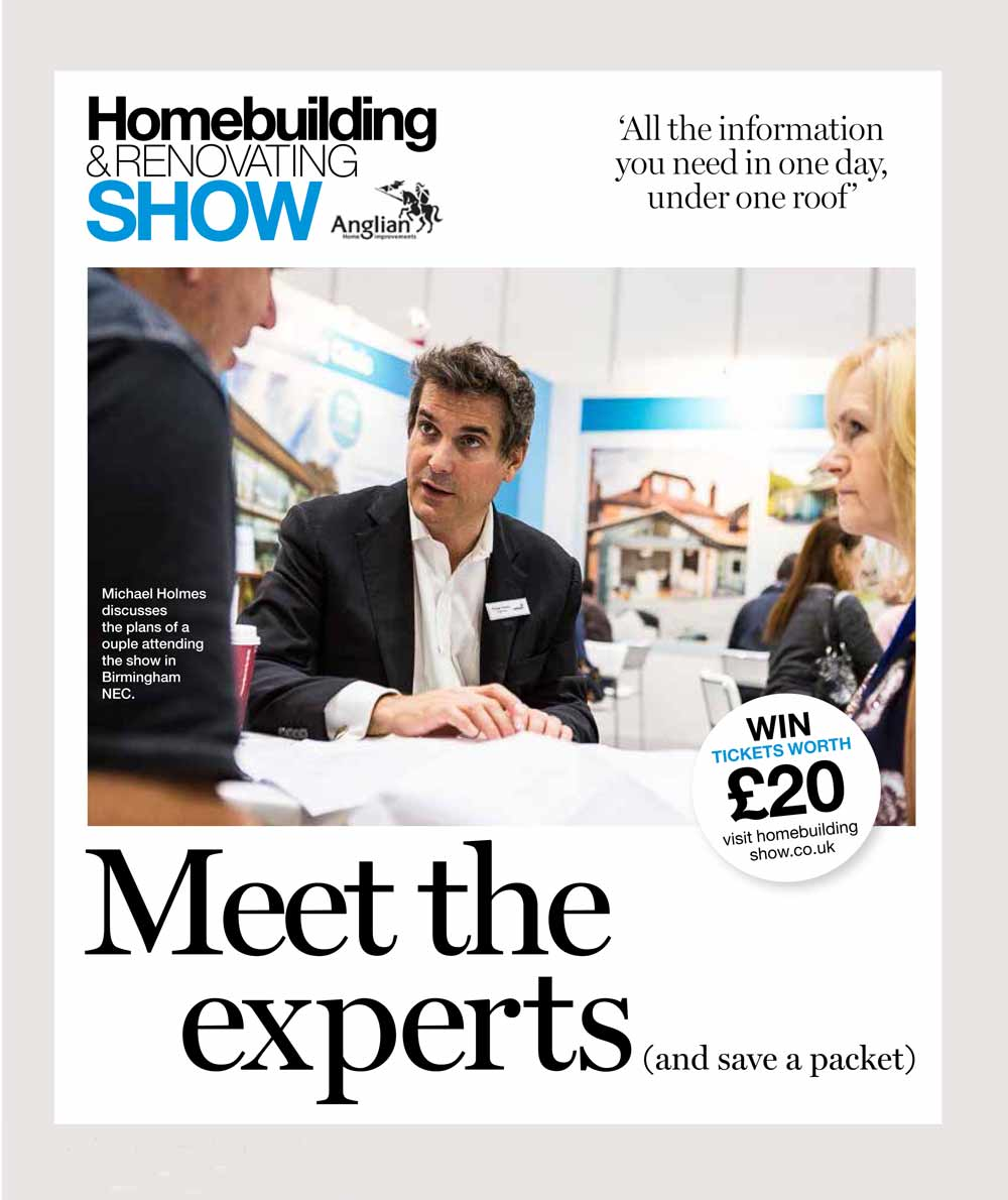 Turning Britain's biggest homebuilding media brand into a winner